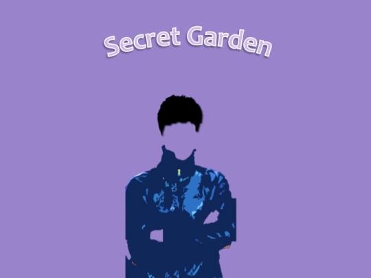 Secret Garden minimalist 2