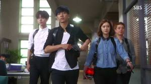 Not So Serious Review: You're All Surrounded
